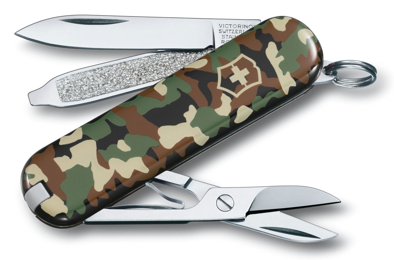 Victorinox Swiss Army Knife Camouflage Collection