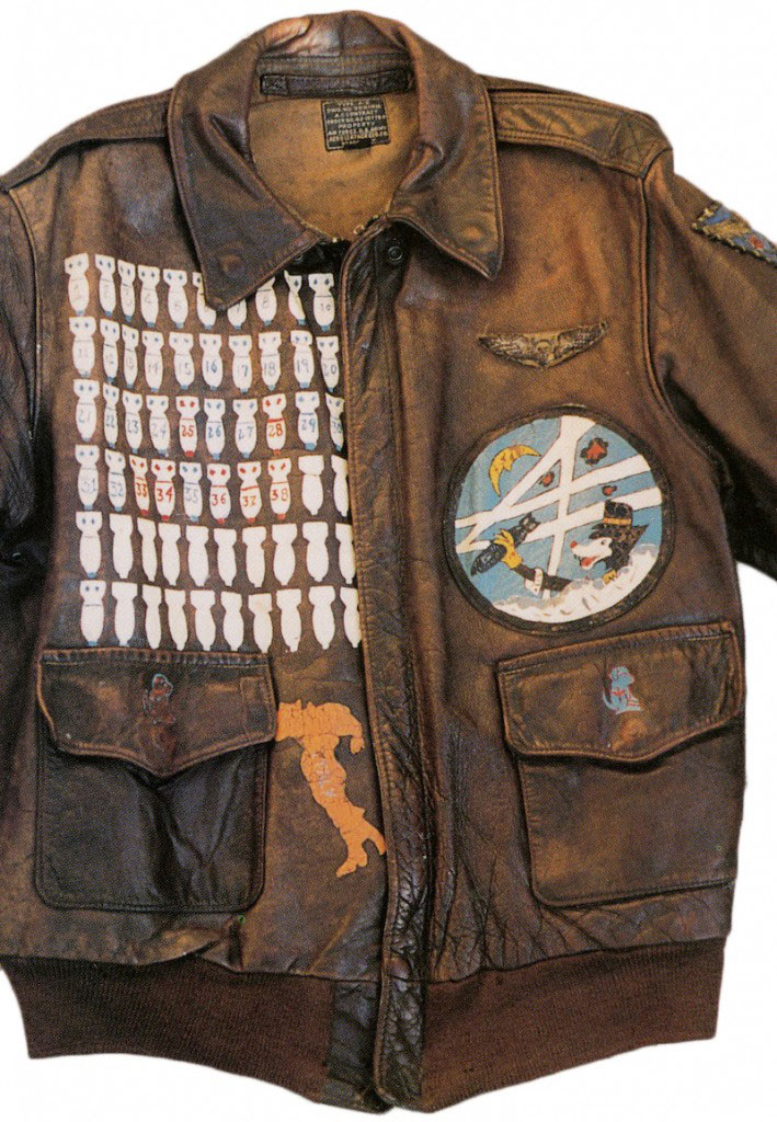 A2-Bomber-Jacket-WWII-War-Paint-2