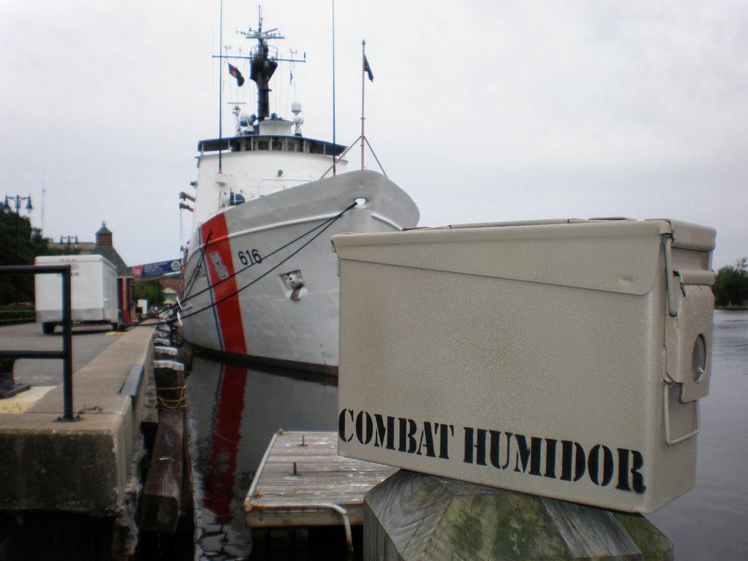 Combat-Humidor