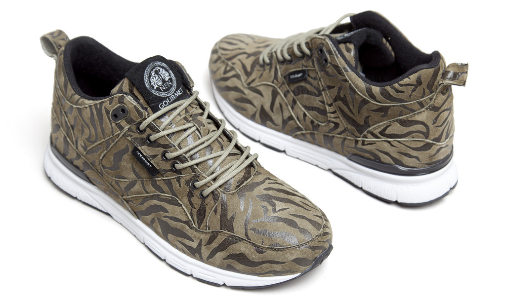 Gourmet-Tiger-Camouflage-Shoe-Green