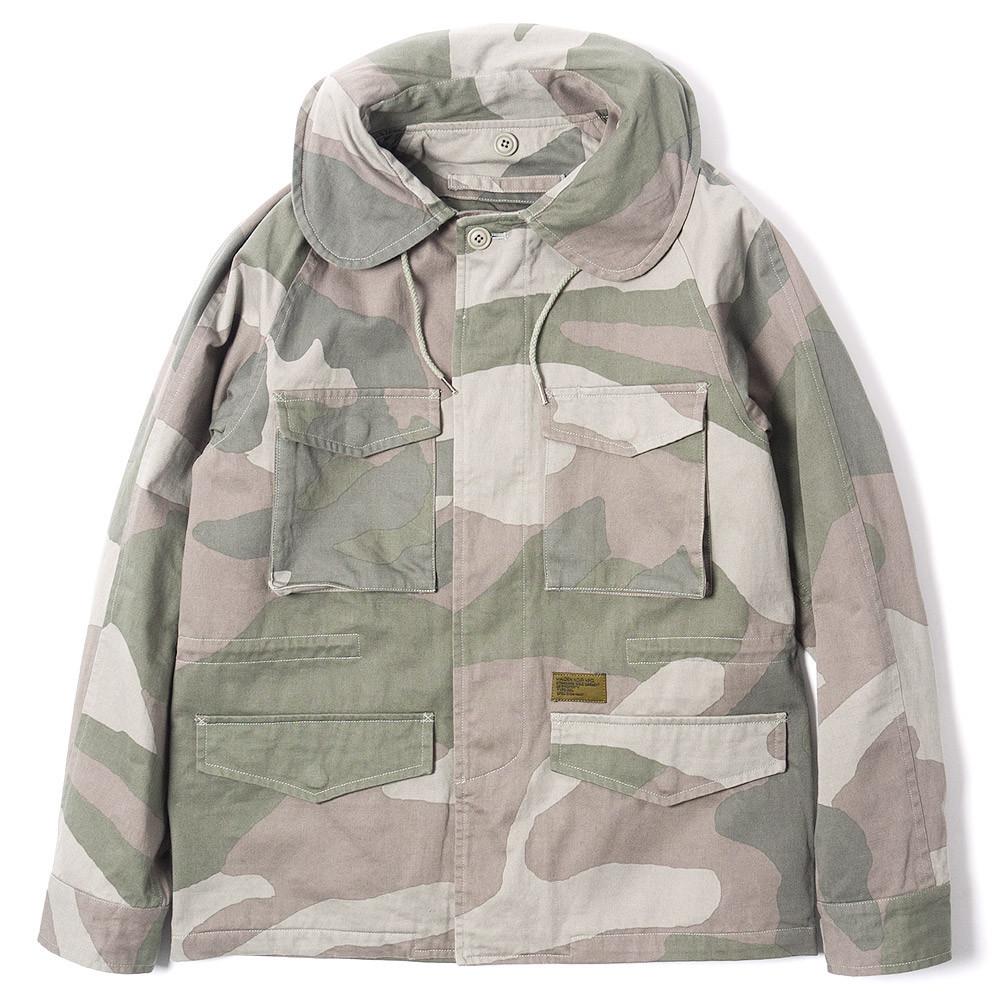 Maiden-Noir-Beige-Camo-Field-Jacket