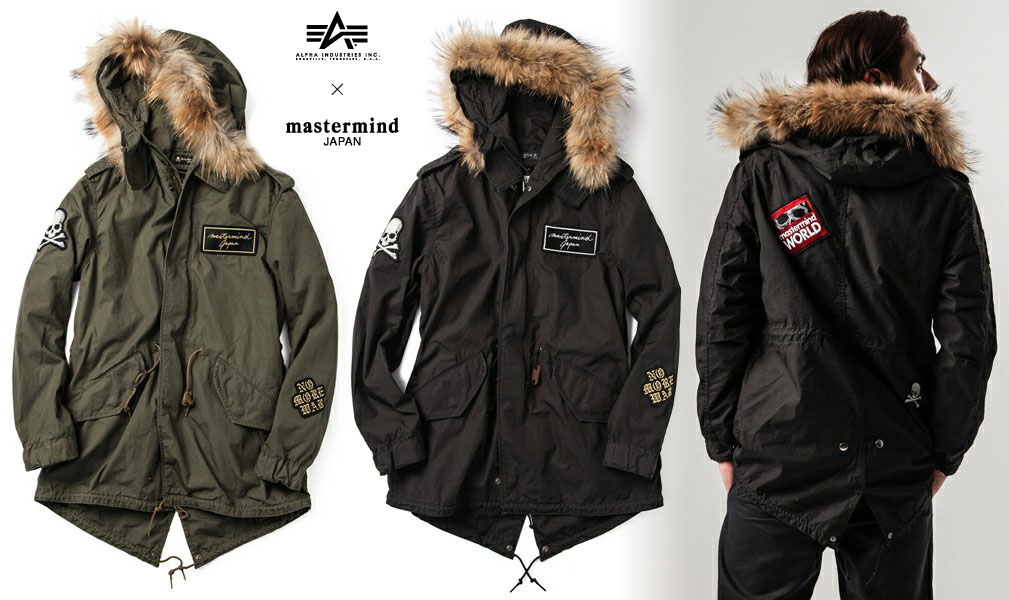 Mastermind-Alpha-Industries-M51-Field-Coat