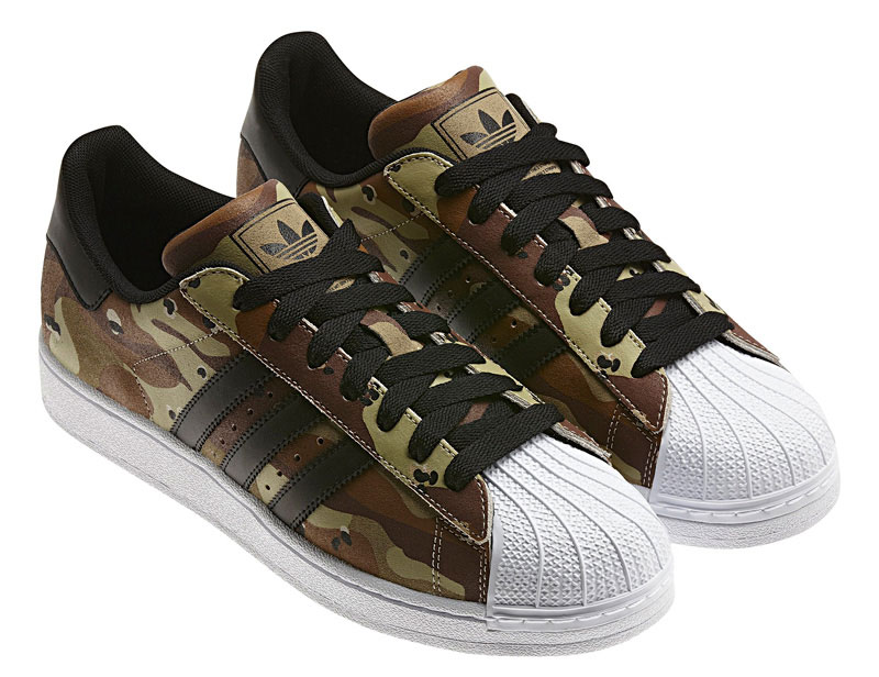 Adidas Superstar Army