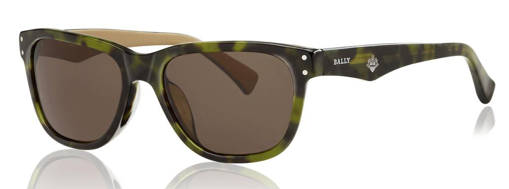 Camouflage-Bally-Sunglasses