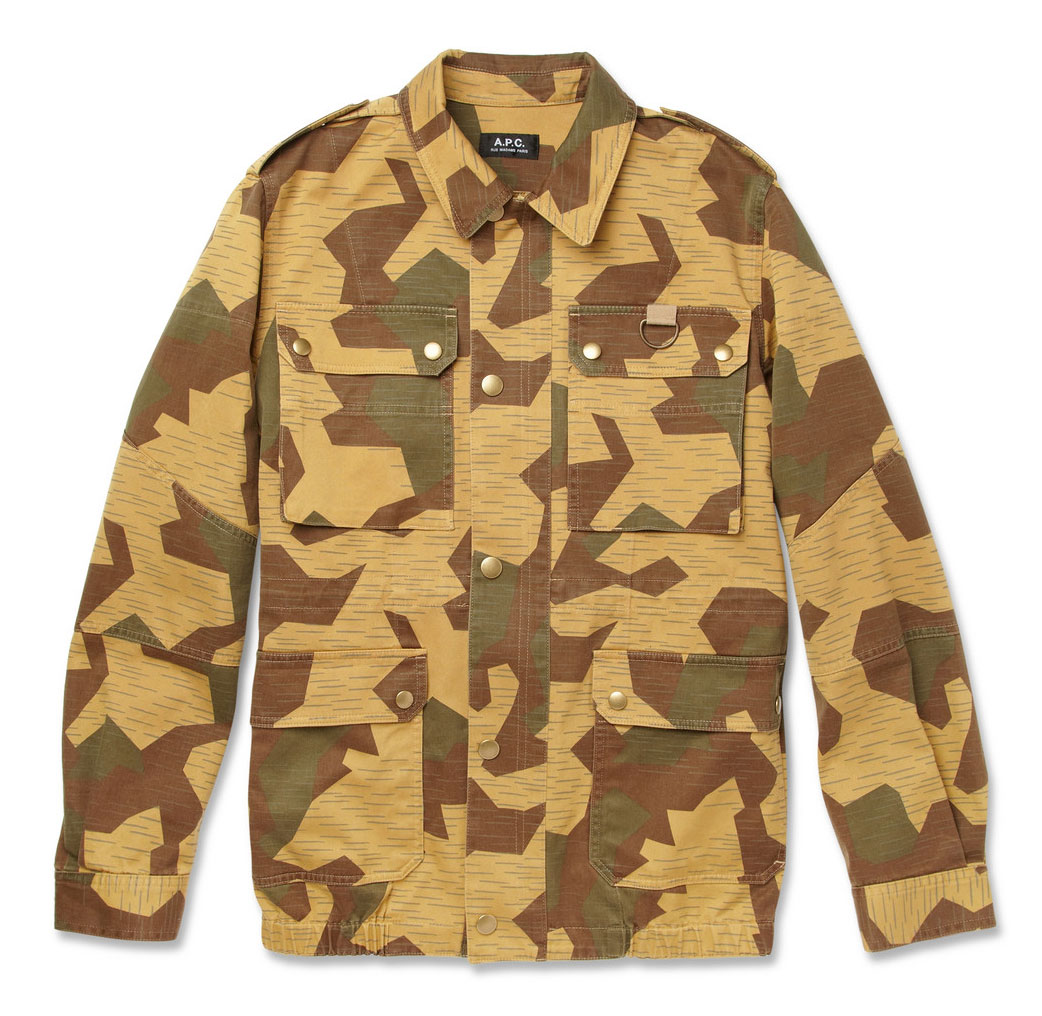 APC-Geometric-Polygon-Camouflage-Field-Jacket