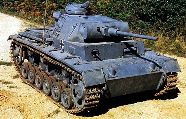 Panzer-Tank