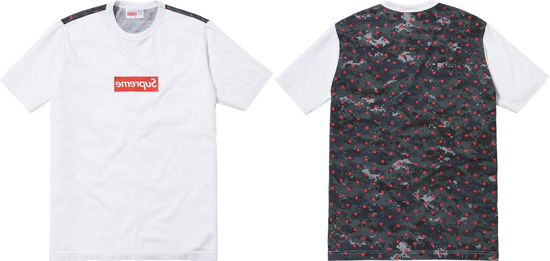Supreme-Comme-Des-Garcons-Polkadotted-Digital-Camouflage-tshirt