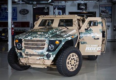 US-ARMY-FED-Vehicle