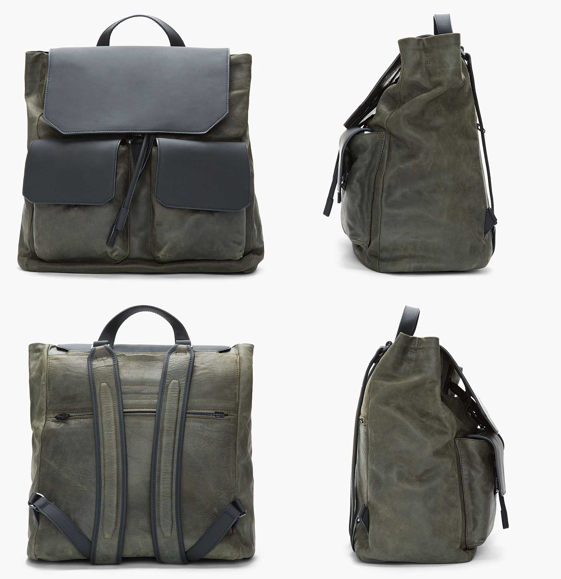 Alexander-Wang-Leather-Rucksack
