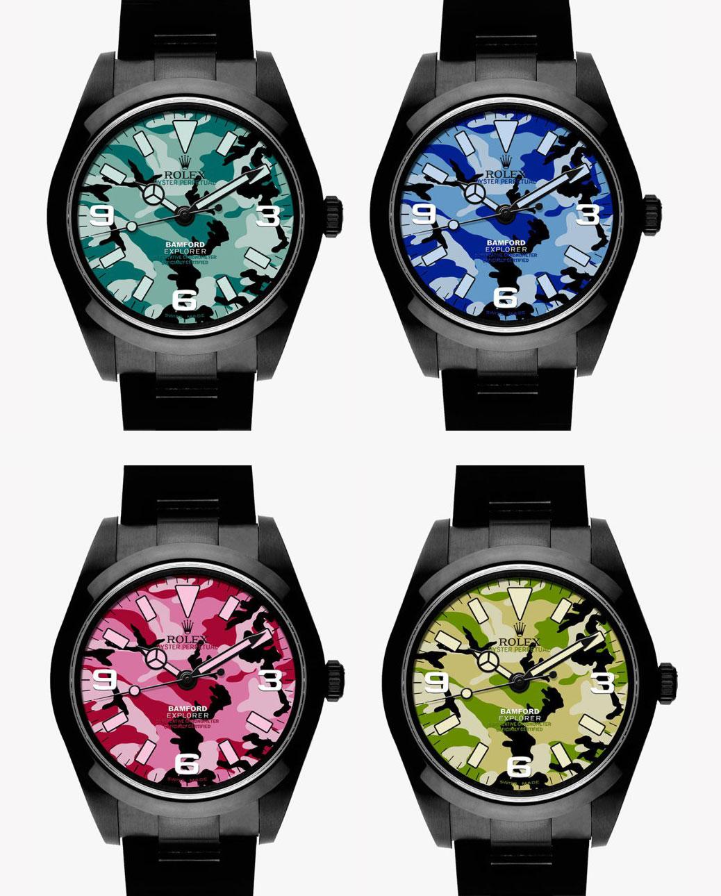 Bamford-Watch-Department-Rolex-Explorer-Camouflage-Dial