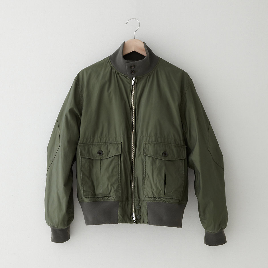 Engineered-Garments-Bomber-Jacket