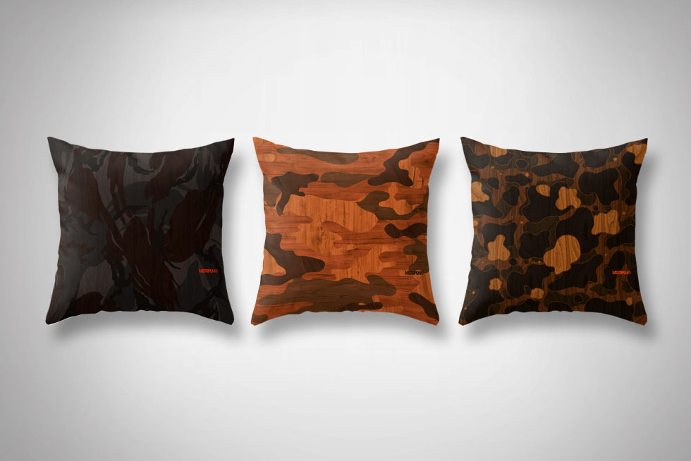 MSTRPLN-Wood-Grain-Camouflage-Pillows