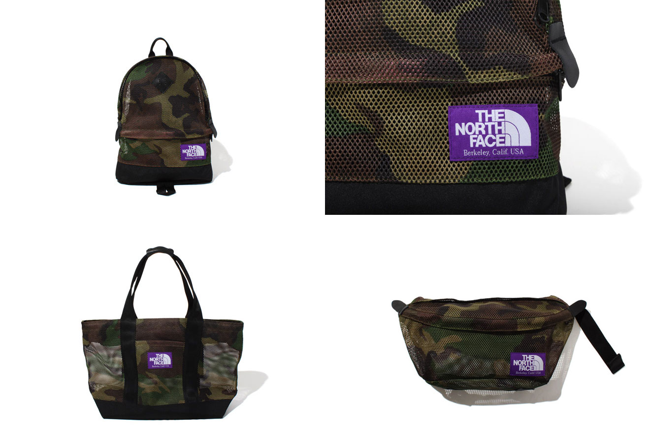 NorthFace-Camouflage-Mesh-Collection