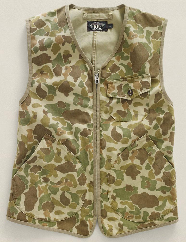RRL-Ralph-Lauren-Camouflage-Conner-Vest