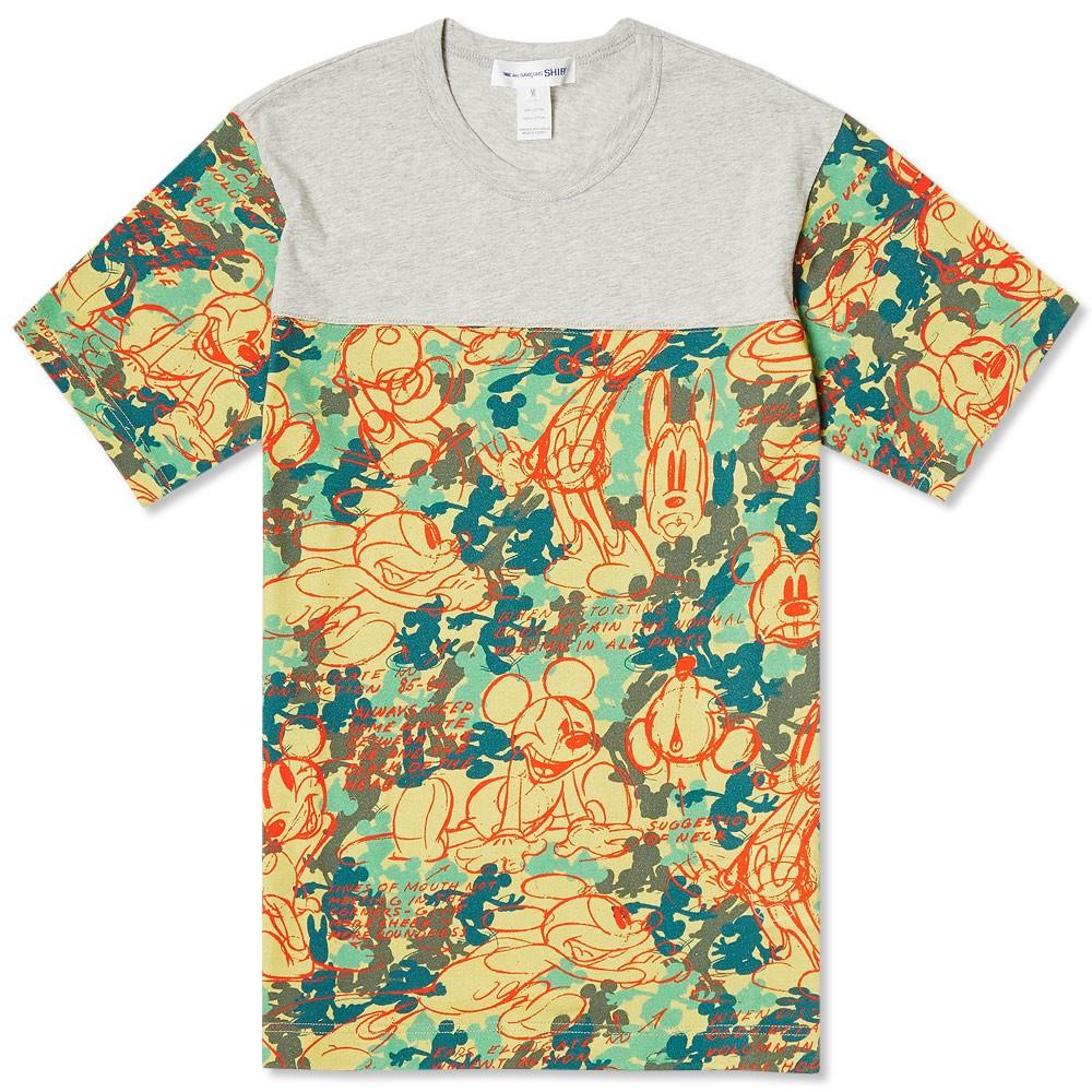 Comme-Des-Garcons-Disney-Shirt