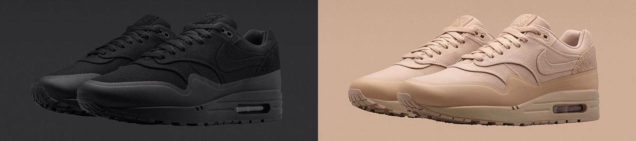 Nike-Military-Air-Max-1-Tan-Black